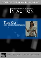 High School Math - Tess Kaji
