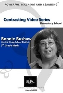 Elementary School Math - Bonnie Bushaw